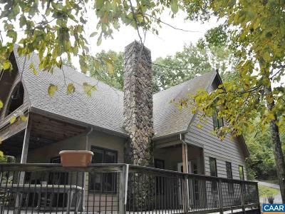 Nelson County Single Family Home For Sale: 74 Gray Birch Ln