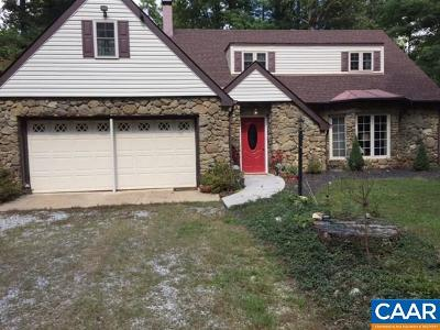 Nelson County Single Family Home For Sale: 500 Stonegate Ln