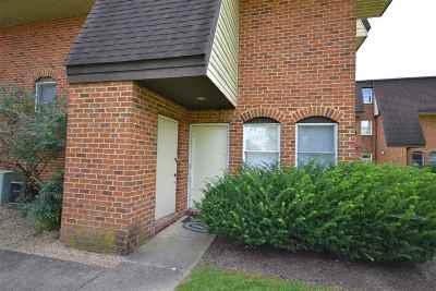 Harrisonburg, Mcgaheysville, Elkton, Bridgewater, Broadway Townhome For Sale: 1119 D Reservoir St