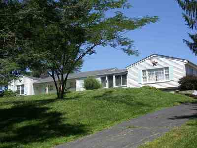 Rockingham County Single Family Home For Sale: 14625 Rockingham Pike