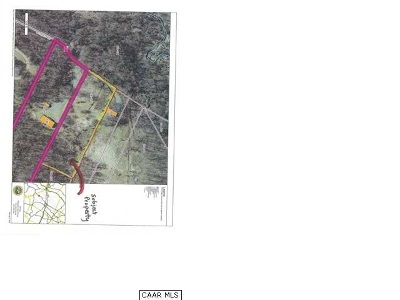 Albemarle County Lots & Land For Sale: 5383 Murrays Ln