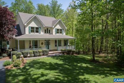Albemarle County Single Family Home For Sale: 3507 Loftlands Dr