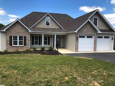 Staunton Single Family Home For Sale: 158 Fairfield Dr