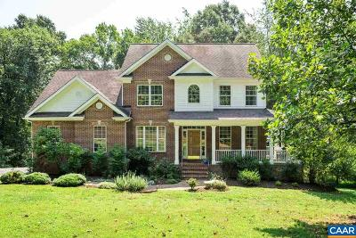 Albemarle County Single Family Home For Sale: 3669 Taylors Gate Dr