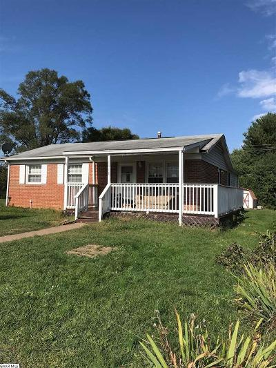 Waynesboro Single Family Home For Sale: 1013 High St