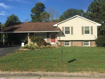 Augusta County Single Family Home For Sale: 81 Ridgeview Dr