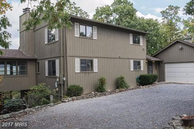 Shenandoah County Single Family Home For Sale: 4205 Supinlick Ridge Rd
