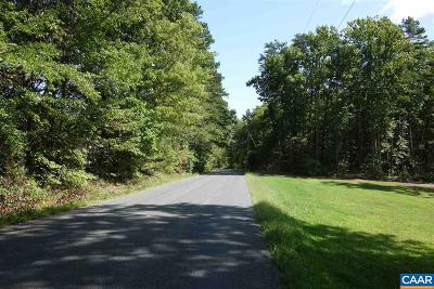 Charlottesville Lots & Land For Sale: 14.65 Acres Secretarys Rd