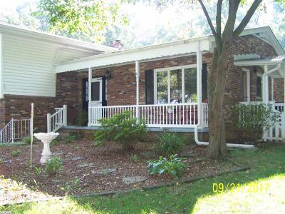 Augusta County Single Family Home For Sale: 387 Barnhart Rd