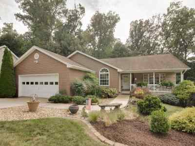 Bridgewater Single Family Home Sold: 4037 Cannery Woods Dr
