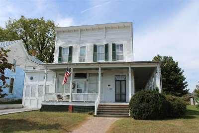 Shenandoah County Multi Family Home For Sale: 5923 Gospel St