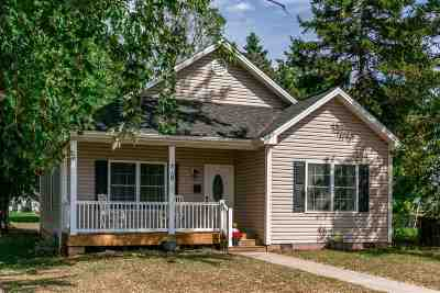 Bridgewater VA Single Family Home Sold: $209,750