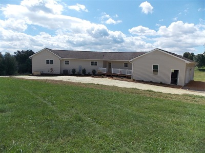 Augusta County Single Family Home For Sale: 213 Chetola Trl