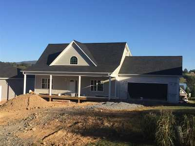 Rockingham County Single Family Home For Sale: 4150 Tanners Ct