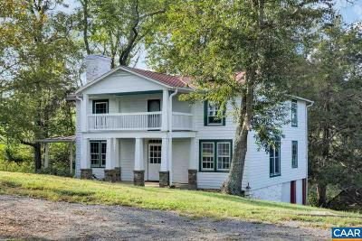 Single Family Home For Sale: 2 Link Evans Ln