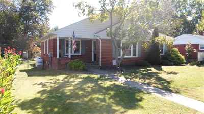 Bridgewater Single Family Home Sold: 102 McGuffin Ave