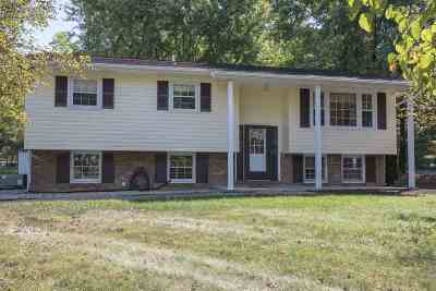 Rockingham County Single Family Home For Sale: 4007 Pineville Rd