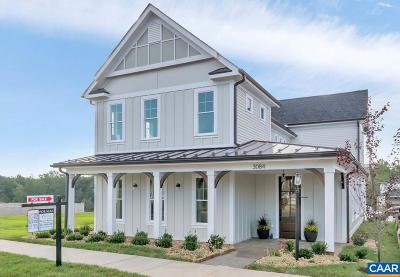 Crozet Single Family Home For Sale: 729 Highgate Row
