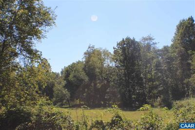 Lots & Land For Sale: Slate Mills Rd