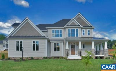Charlottesville Single Family Home For Sale: R5s Hyland Ridge Dr
