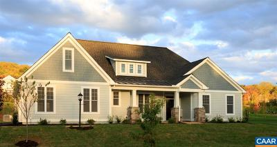 Charlottesville Single Family Home For Sale: R5b Hyland Ridge Dr