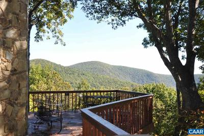 Nelson County Single Family Home For Sale: 305 Crawfords Edge