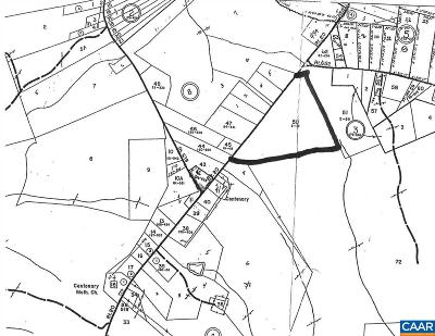 Buckingham County Lots & Land For Sale: Route 20 S Constitution Hwy