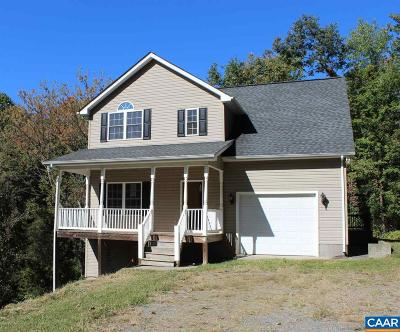 Single Family Home For Sale: 1007 Greene Acres Rd