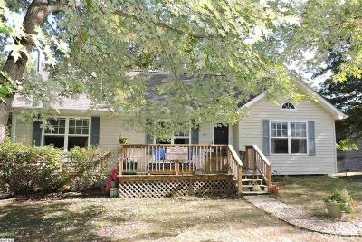 Waynesboro Single Family Home For Sale: 268 Beagle Gap Run