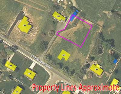 Broadway Lots & Land For Sale: 357 West Springbrook Rd