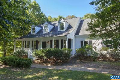 Albemarle County Single Family Home For Sale: 2075 Piper Way