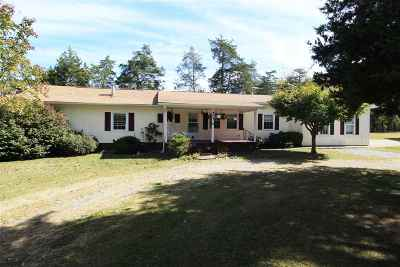 Page County Single Family Home For Sale: 243 Lucas Ln