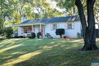 Charlottesville Single Family Home For Sale: 355 Key West Dr