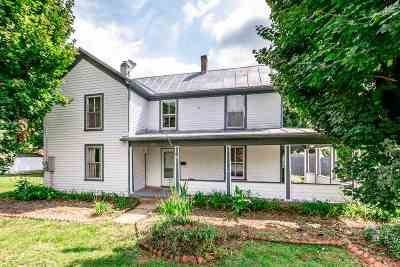 Rockingham County Single Family Home For Sale: 204 Morgan Ave