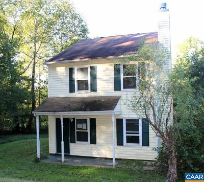 Ruckersville Single Family Home For Sale: 1100 West Daffodil Rd