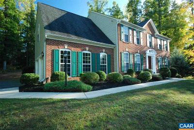 Louisa County Single Family Home For Sale: 173 Whipoorwill Way