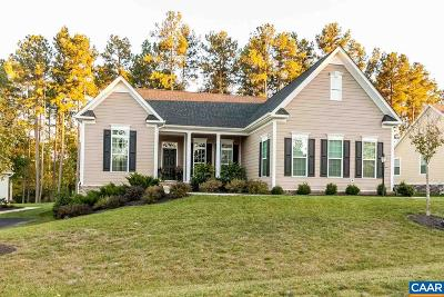 Louisa, Louisa County Single Family Home For Sale: 168 Forest Ct
