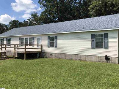 Augusta County Single Family Home For Sale: 101 Hash Ln
