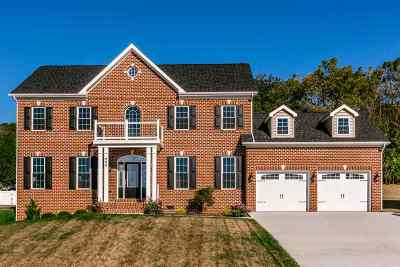 Rockingham County Single Family Home For Sale: 450 Monte Vista Dr