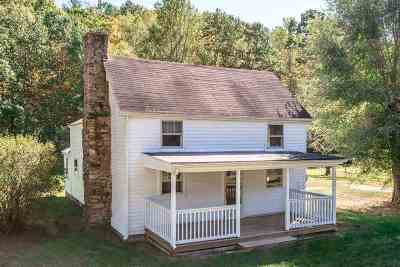 Elkton Single Family Home For Sale: 2420 Jollett Rd