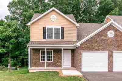 Elkton Single Family Home For Sale: 317 Willow Oaks Dr