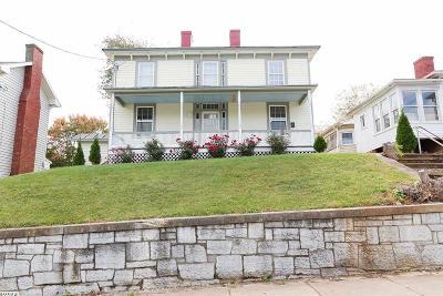 Staunton VA Single Family Home For Sale: $174,900