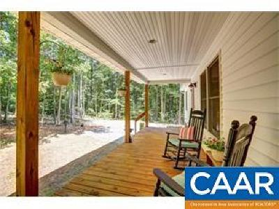 Single Family Home For Sale: 14126 Bethany Church Rd