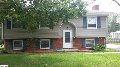 Waynesboro Single Family Home For Sale: 1412 Monroe St