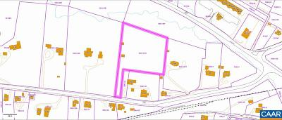 Charlottesville Lots & Land For Sale: Morgantown Rd