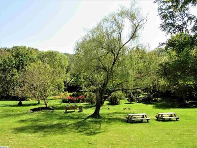 Staunton Lots & Land For Sale: 527 Buttermilk Spring Rd