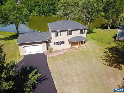 Single Family Home For Sale: 675 Pine Bluff Rd