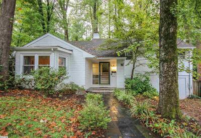 Charlottesville County Single Family Home For Sale: 1856 Field Rd