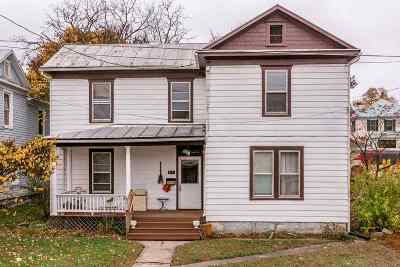 Harrisonburg VA Single Family Home For Sale: $159,900