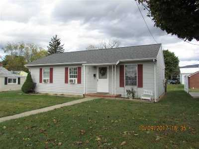Elkton Single Family Home For Sale: 114 Lewis Ave